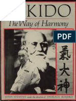 John Stevens - Aikido the Way of Harmony