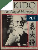John Stevens - Aikido the Way of Harmony