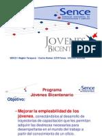 Sence - Jóvenes Bicentenario