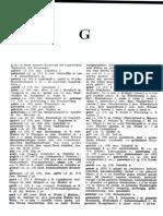 Dictionar Roman German G P