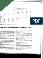 Bibliographie - Le Commerce mondial, Cahiers français 299