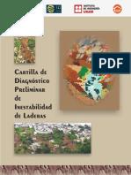 27820132. Cartilla de Diagnostico Preliminar de Laderas 2013