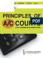 Preview Principles of Accounts for Caribbean Examinations Textbooks