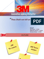 Innovation Management at 3M