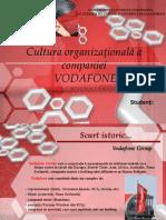 56241853 Cultura Organizationala Vodafone