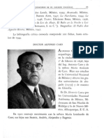 06 - Doctor Alfonso Caso
