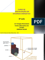 Aula6 D SOLAR Parte1 Energias Renovaveis e FAE