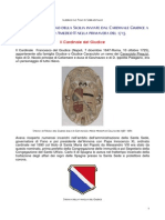 Notizie per il governo della Sicilia inviate dal Cardinale Giudice a Vittorio Amedeo II nella primavera del 1713
