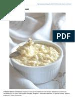 risotto Bianco Cremoso