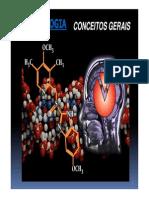 Farmacologia Conceitos Gerais