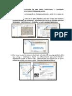 PASOS PARA LA DIGITALIZACIÓN DE UNA CARTA TOPOGRÁFICA Y POSTERIOR ELABORACIÓN DE UN MAPA DE PENDIENTES DE GUALAQUIZA