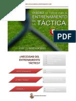 Como diseñar entrenamientos Táctica