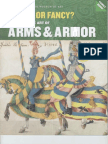 Arms & Armor Brochure Metropolitan Museum of Art MMA NYC