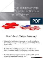 Macroeconomics China