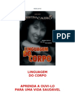 Cristina Cairo Linguagem Do Corpo 1 Beleza e Saude