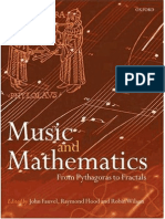 88544230 eBook Math Music and Mathematics From Pythagoras to Fractals Oxford University Press Illustrated PDF