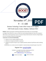 Operation Boost Flyer