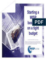 Wispzone Starting a Wisp v.3