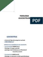 Leucocite Si Trombocite