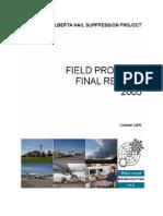 Wmi Alhap Final Report 2005