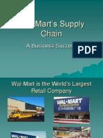 Wal Mart Supply Chain