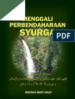 Cover Buku Menggali Perbendaharaan Syurga