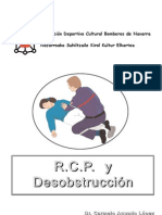 rcp y desobstruccion