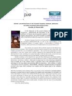 Gorazde- Report Program Web Version