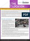 City Eventions White Paper