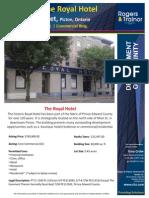 1302 247 Main Street Picton Details