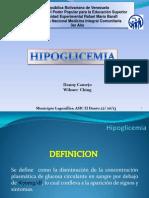 Hipoglicemia (1) Nuevo EXPOSICION