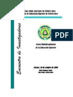 Programa Encuentro de Investigadores Final
