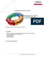 Developing an IAM Business Case