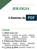 Bibliologia - Slides