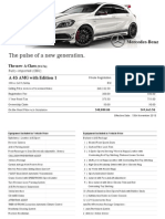 A45 AMG Edition 1 Pricelist Malaysia