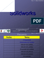 Tema 11 Solid Works