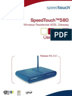 SpeedTouch™580