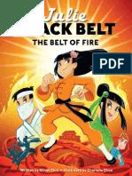 Julie Black Belt