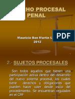 Derecho Procesal Penal 2