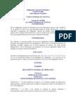 Reglamento General de Tribunales Ani
