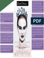 Black Swan Poster Analysis