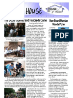 House of Friends newsletter June 2009
