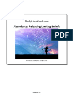 Abundance Releasing Limiting Beliefs