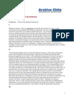Walter Benjamin- Sobre El Concepto de Historia
