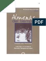 Almenas del tiempo. Edgar Lee Masters. Traductor Hernán Vargascarreño. 1a. Ed virtual