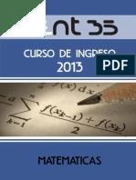 Proponciones,Regla de 3simple Cuadernillo Matematica Modulo 3 Ingreso2013