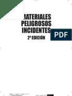 Manual de Incidentes Con Materiales Peligrosos