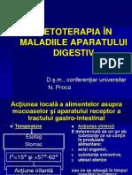 DIETOTERAPIA ÎN MALADIILE APARATULUI DIGESTIV