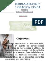 Interrogatorio y Exploracion Fisica. Abdomen. 008