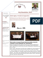 WCB Newsletter Jul 2011